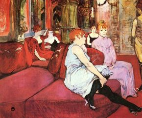 Art Review: Toulouse Lautrec at the National Gallery in Canberra…until 2 April, 2013