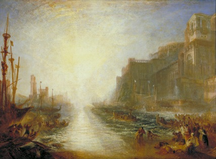 JMW Turner, Regulus, 1828, Tate Gallery