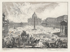 Heads Up: Piranesi exhibition at the State Library of Victoria until 22 June