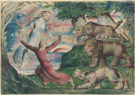 Heads up: William Blake in Melbourne this April