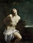 Guido Reni (1575–1642): Saint Sebastian, 1615–20, oil on canvas 170.5 x 133.0 cm, Prado, Madrid