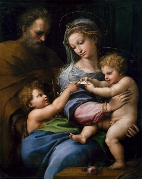 The Prado comes to Melbourne: Italian masterpieces until 31 August, 2014