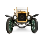 TARRANT MOTOR & ENGINEERING COMPANY, Melbourne (manufacturer) 1899–1907, Two-seater roadster 1906 (manufactured) 3.5L 4 cylinder SV Benz engine, 10–11kW 14– 16bhp, 3 speed manual transmission, rear wheel drive, 175.0 x 155.0 x 408.0 cm designed by Harley Tarrant, Collection of RACV, Melbourne